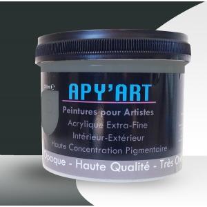 Peinture acrylique Gris anthracite