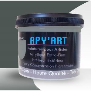 Peinture acrylique Gris basalte