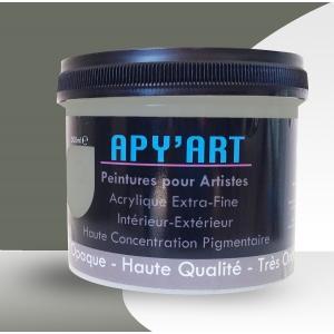Peinture acrylique Gris béton
