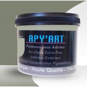 Peinture acrylique Gris ciment