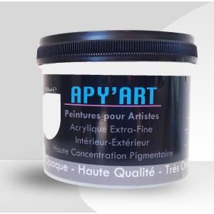 Peinture acrylique Gris clair