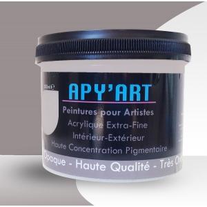 Peinture acrylique Gris de sécurité