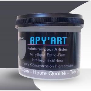 Peinture acrylique Gris graphite