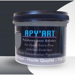 Peinture acrylique Gris granit