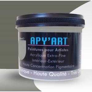 Peinture acrylique Gris quartz