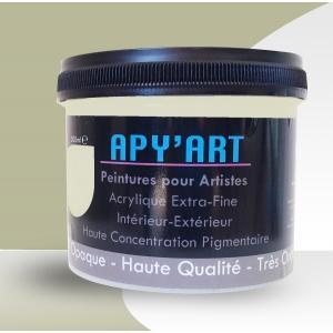 Peinture acrylique Gris silex