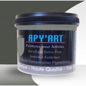 Peinture acrylique Gris tente