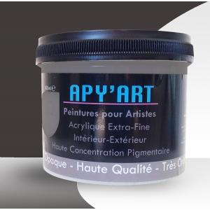Peinture acrylique Brun gris
