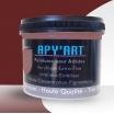 Rouge oxyde pot peinture acrylique