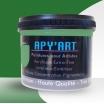 Vert émeraude pot tube peinture acrylique