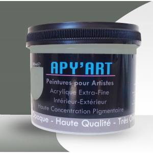 Peinture acrylique Gris souris