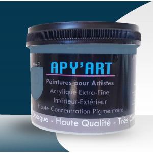 Peinture acrylique Bleu vert