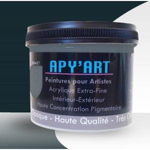 Peinture acrylique Bleu gris