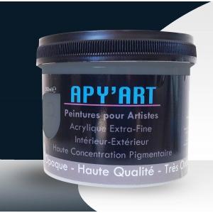 Peinture acrylique Bleu acier