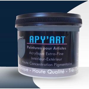Peinture acrylique Bleu cobalt