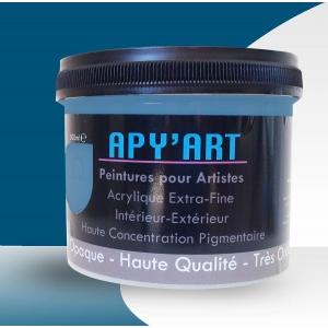 Peinture acrylique Bleu capri